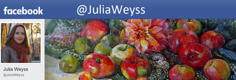 Facebook Page Julia Weyss