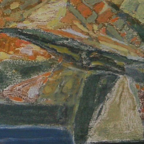 """After the rain"" Original Painting"