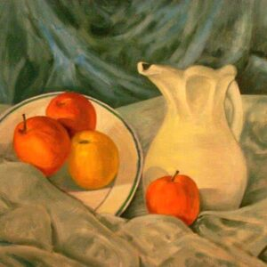 """Apple Cider"" Original Painting"