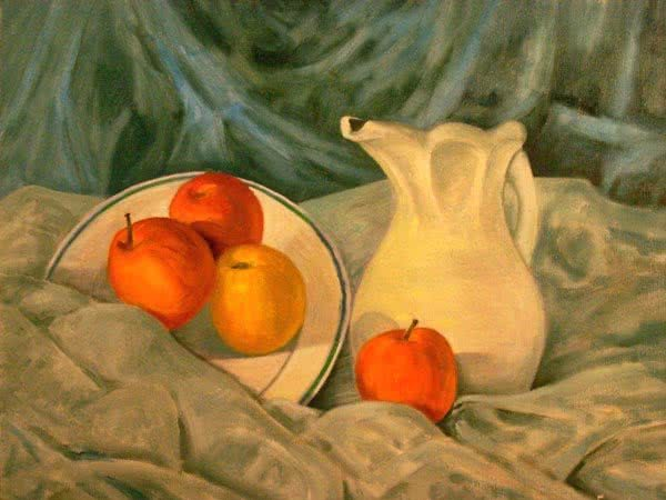 """Apple Cider"" Original Painting"