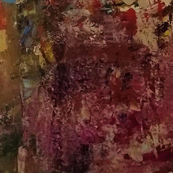 """""""Color Extravaganza"""" Original Abstract"""