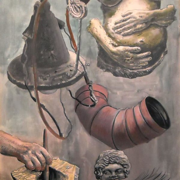 """Creation I"" Original Painting by Sergey Dronov"
