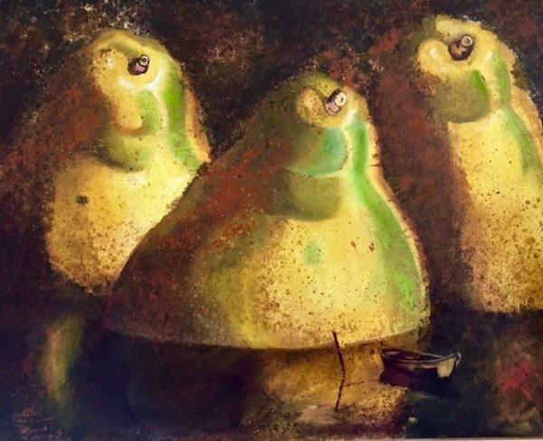 """Solitude"" Original Oil Painting on Canvas"
